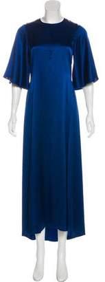 Ellery Long-Sleeve Maxi Dress