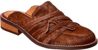 Free People Saratoga Leather Slide