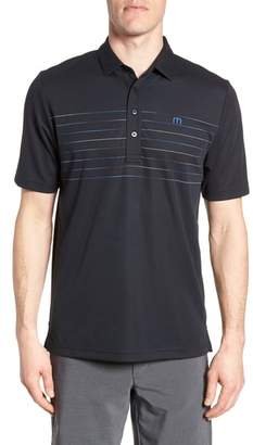 Travis Mathew Good Good Regular Fit Polo Shirt