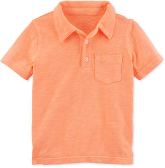 Carter's Cotton Polo, Toddler Boys