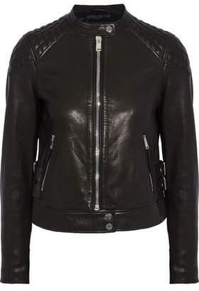 Belstaff Clark Leather Biker Jacket