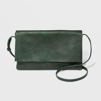 Universal Thread Genuine Leather Crossbody Bag