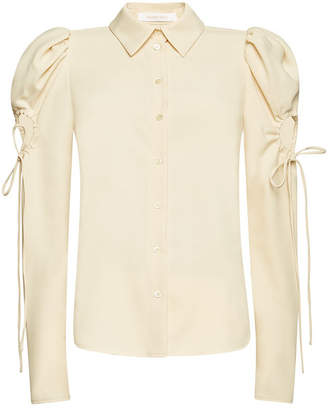 See by Chloe Blouse with Cut-Out Detail