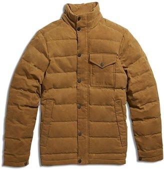 Timberland Mount Davis Down Jacket $300 thestylecure.com