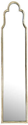 One Kings Lane Diggle Floor Mirror - Silver