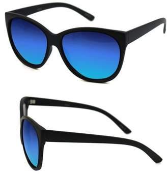 Cat Eye Pop Fashionwear Inc Retro Oversized Polarized Sunglasses P2431