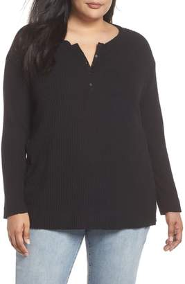 Caslon Thermal Henley