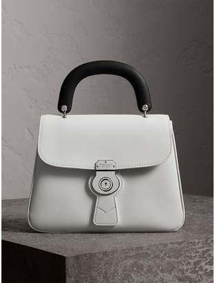 Burberry The Medium DK88 Top Handle Bag, White
