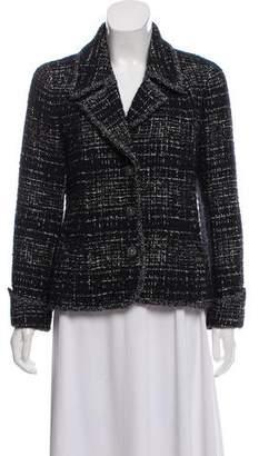 Chanel Wool-Blend Tweed Blazer