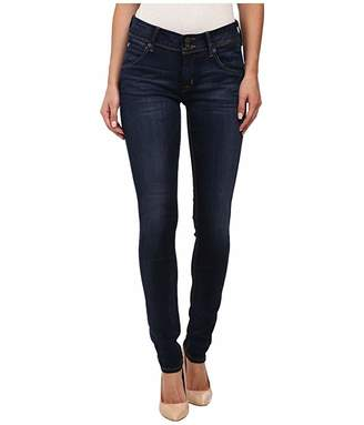 Hudson Jeans Oracle Collin Mid Rise Skinny in Revelation