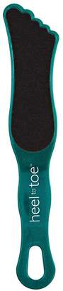Heel to Toe Large Green Foot File