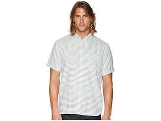 Joe's Jeans Short Sleeve Button John Button Down Men's Clothing
