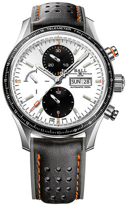 Fireman Storm Chaser Pro men's stainless steel watch