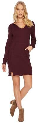 Lanston Hoodie Mini Dress Women's Dress