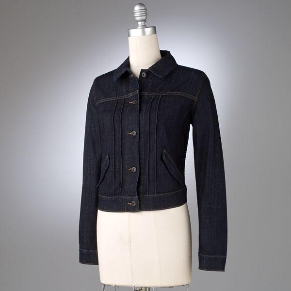 Levi's® paulette denim jacket