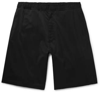 Our Legacy Drape Super 120s Worsted Virgin Wool Drawstring Shorts