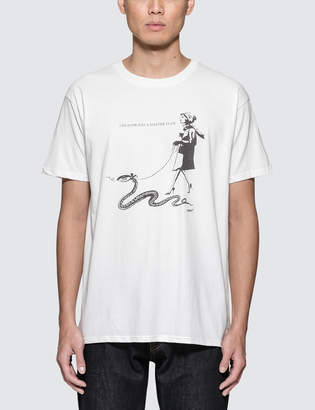 Fragment Design X Moro Tadashi Snake T-Shirt