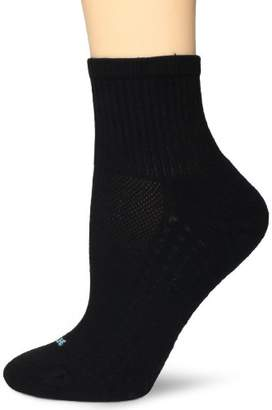 Hue Women's Air Sport 3 Pair Pack Mini Crew Socks