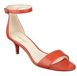 Nine West Leisa Kitten Heel Sandals
