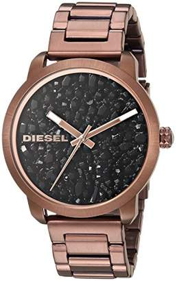 Diesel Women's Quartz Stainless Steel Casual Watch