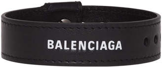 Balenciaga Black Party Bracelet