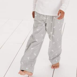 The White Company White Stag Pyjama Bottoms (2-12yrs)