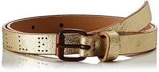Scotch & Soda R ́Belle Girl's Metallic Leather Belt Belt,Large
