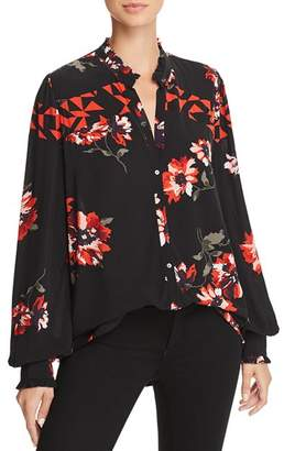 Joie Romia Floral Blouse