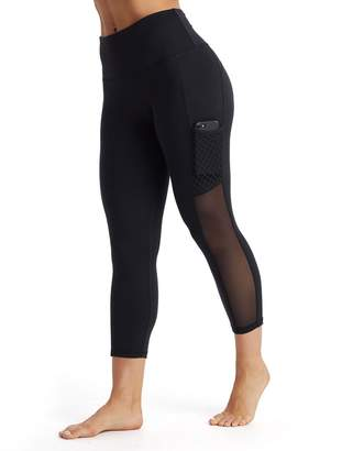 The Balance Collection Rosalind Mid-Calf Activewear Leggings