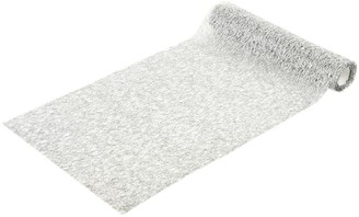 Chilewich Metallic Lace Runner - Silver