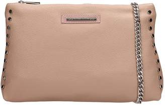 Marc Ellis Pink Leather Maggie Bag