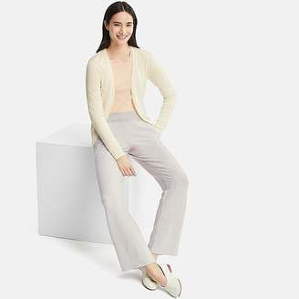 Uniqlo Women's Ultra Stretch Stripe Lounge Pants