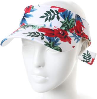 Munsingwear (マンシングウェア) - マンシングウエア Munsingwear レディース ゴルフ サンバイザー 帽子 MGCLJC58