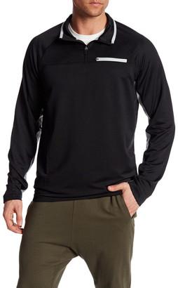 FILA Quarter Zip Pullover $55 thestylecure.com