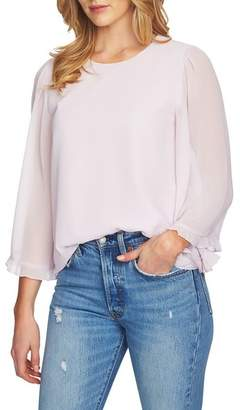1 STATE 1.STATE Bell Sleeve Blouse