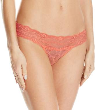 Wacoal b.tempt'd Women's Lace Kiss Bikini Panty