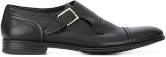 Fabi buckled monk shoes