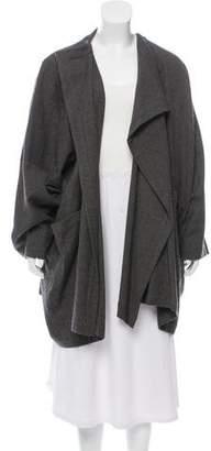 eskandar Wool Oversize Coat