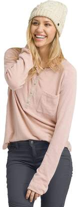 Prana Hensley Henley Top - Women's