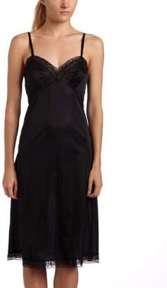 Vanity Fair Women's Rosette Lace Full Slip