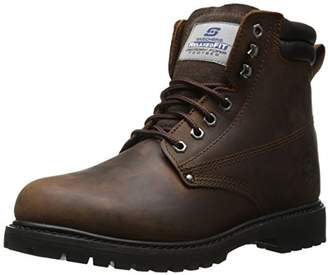 Skechers for Work Foreman Arel Boot $80 thestylecure.com