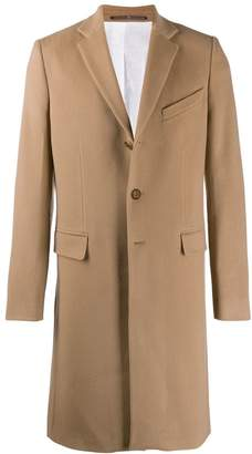 Givenchy cashmere single breasted coat