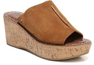 Sam Edelman Ranger Cork Wedge Sandals