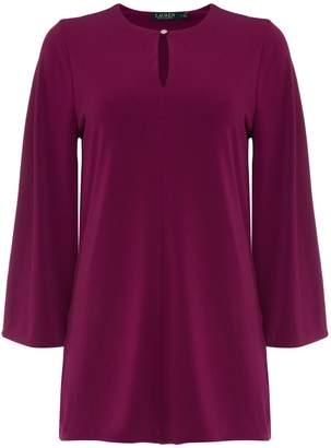 Lauren Ralph Lauren Kasee 34 sleeve knit top