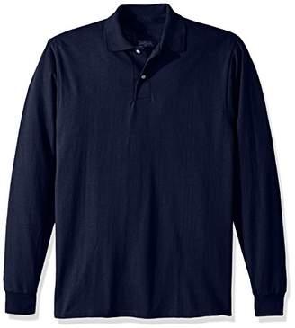 Polo Ralph Lauren Jerzees Men's Spot Shield Long Sleeve Shirt