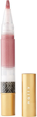 Mally Beauty Online Only FREE High-Shine Liquid Lipstick in Blossom Ready 0.12 oz. w/any $35 purchase