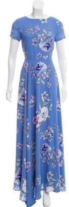 Yumi Kim Flower Print Maxi Dress w/ Tags