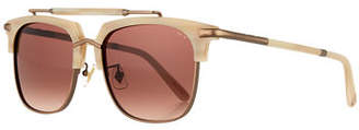 Pared Eyewear Cocktails & Dreams Square Sunglasses