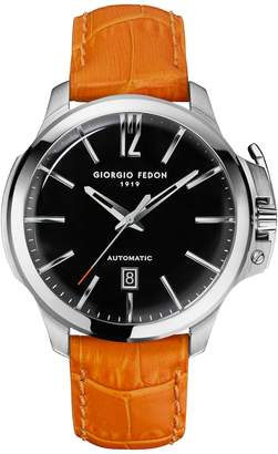 Giorgio Fedon Men's Timeless VI Stainless Steel Watch, 45mm