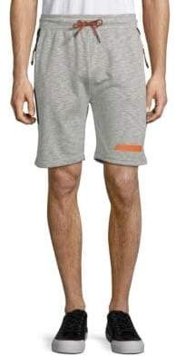 Standard Issue NYC Heathered Shorts